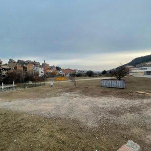 Acte de presentació del projecte del nou parc de Puig-reig