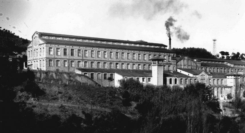 V Jornada sobre colònies Industrials