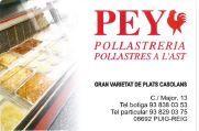 Pollastreria Pey