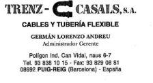 Trenz Casals, S.A.