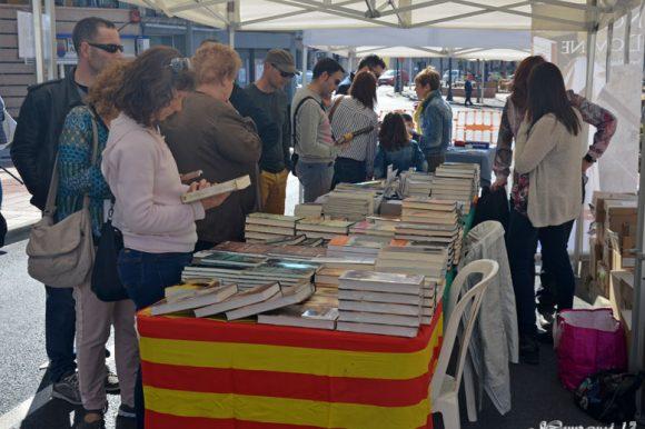 Dissabte 7 d'abril: Festa de la Novel·la Històrica