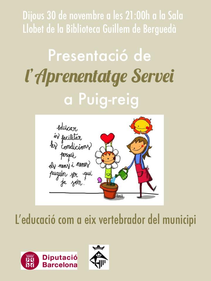 Aprenentatge servei
