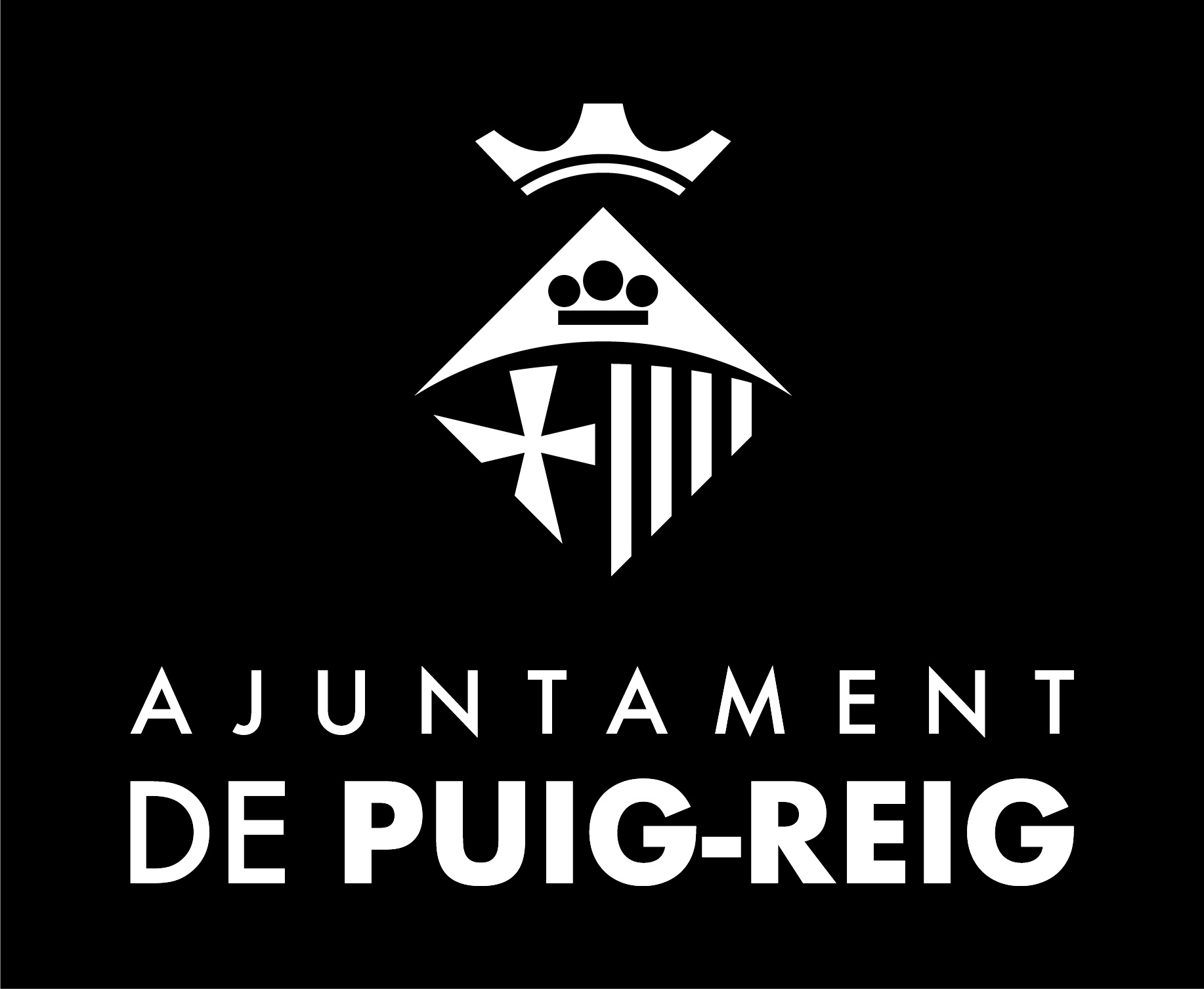 Logo Puig-reig V invertit