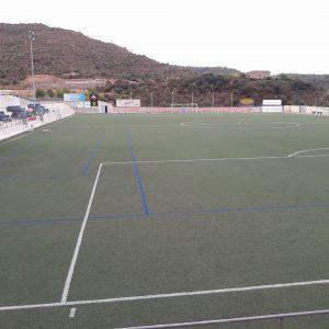 Neteja i manteniment Camp de Futbol