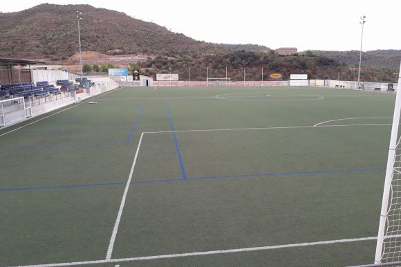 Neteja i manteniment Camp de Futbol