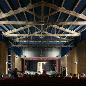 """El Teatre de l'Ametlla de Merola es converteix en l'equipament de referència al Berguedà del programa """"Anem al teatre"""""""
