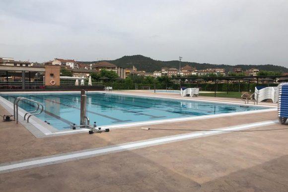 Puig-reig enceta la temporada de piscina amb les instal·lacions renovades