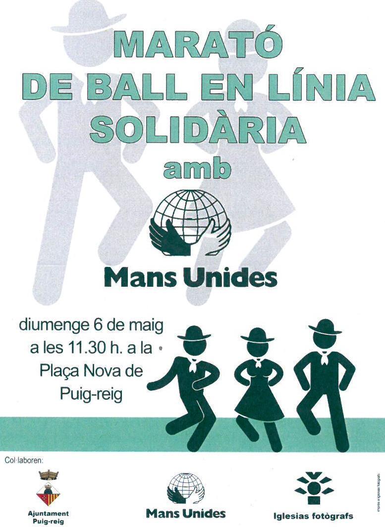 ball en linia solidària