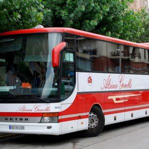 Venda de targetes de Bus Berguedà-Barcelona
