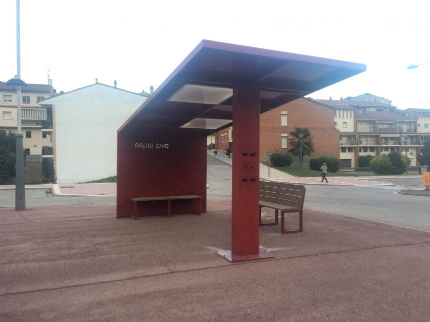 Nou espai jove a Puig-reig