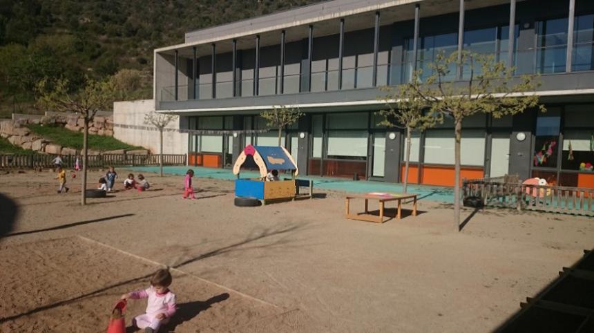 Admesos i exclosos plaça de tècnic/a en Educació Infantil