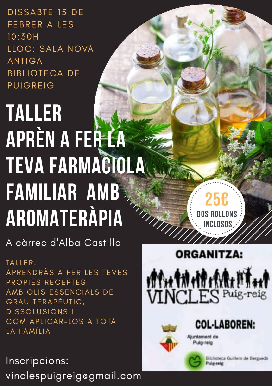 farmaciola aromaterapia