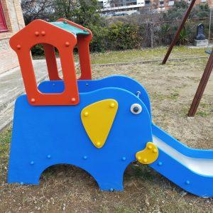 L'Ajuntament de Puig-reig arranjarà tots els  parcs infantils del municipi aquest 2021