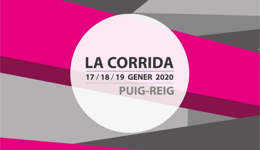 LA CORRIDA 2020 (Programa)