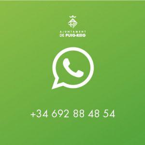 Normativa Servei WhatsApp