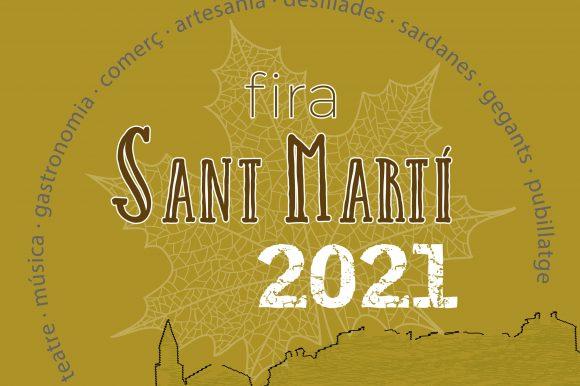Puig-reig obre el període d'inscripcions per participar a la Fira de Sant Martí 2021