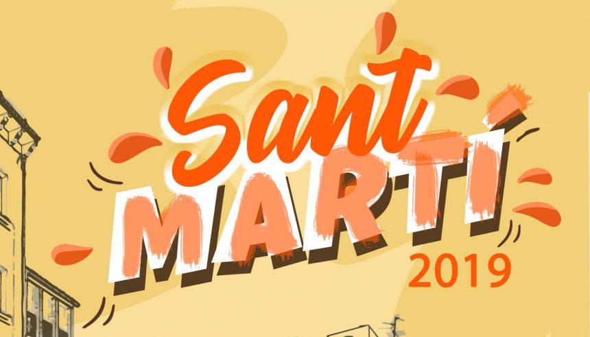 Inscripcions fira de Sant Martí 2019