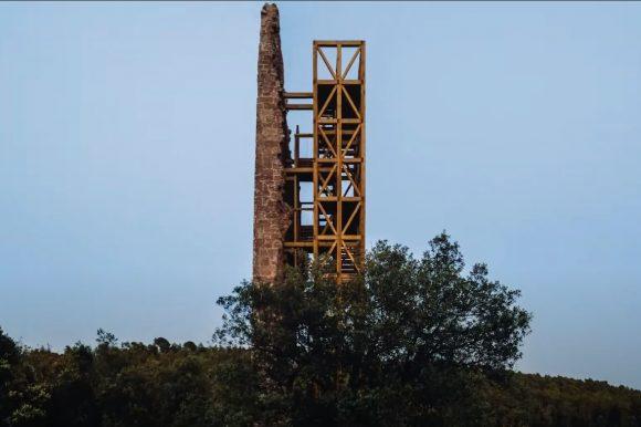La Torre de Merola guanya el premi internacional ENOR
